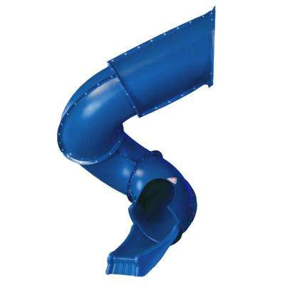 Blue 7 ft. Turbo Tube Slide