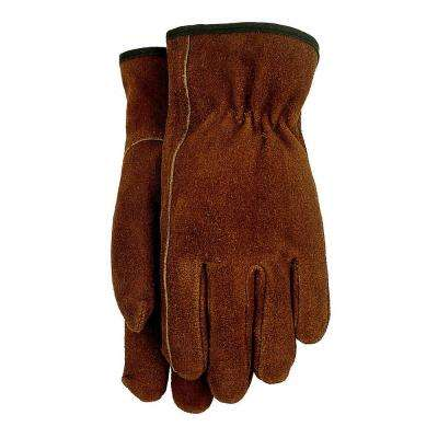 Kid's Split Leather Gloves