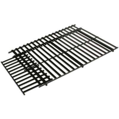 Small/Medium Universal Porcelain-Enameled Steel Cooking Grate