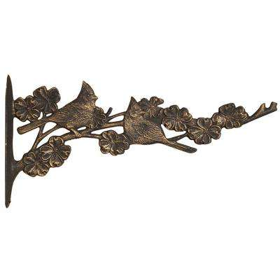 Oil Rubbed Bronze Cardinal Nature Hook