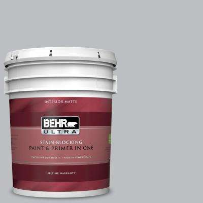 5 gal. #N530-3 High Speed Access Matte Interior Paint and Primer in One