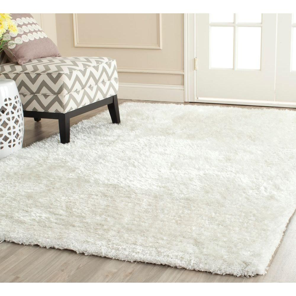 This Review Is From South Beach Snow White 6 Ft X 9 Area Rug