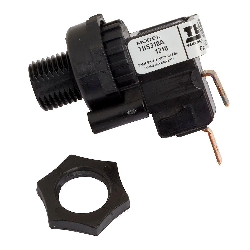 Air Toggle Switch : American standard air switch assembly a the