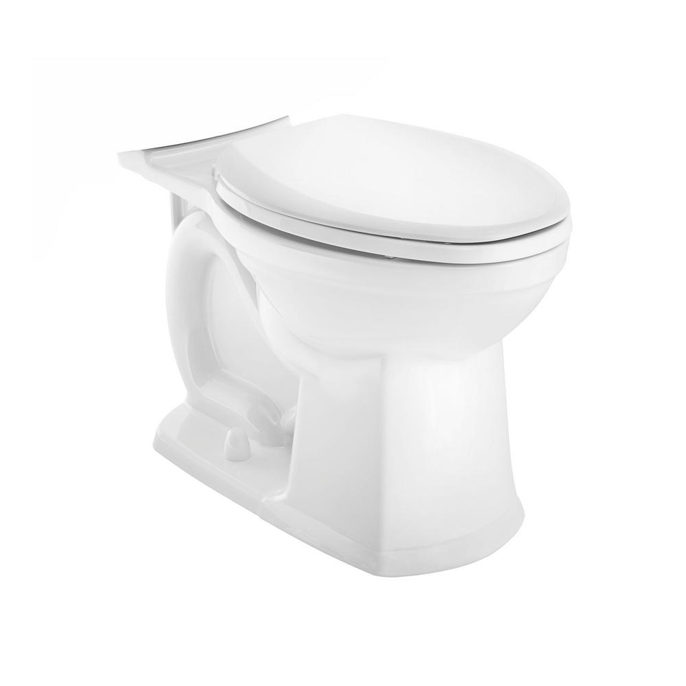 Ultima VorMax Elongated Toilet Bowl Only in White