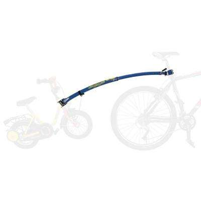 Children's Blue Trailer Tow Bar
