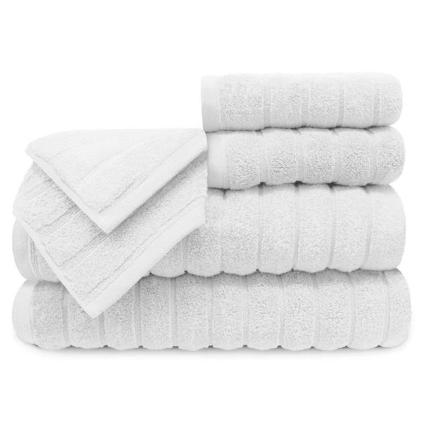 100/% Cotton 4-Piece Bath Towel Set