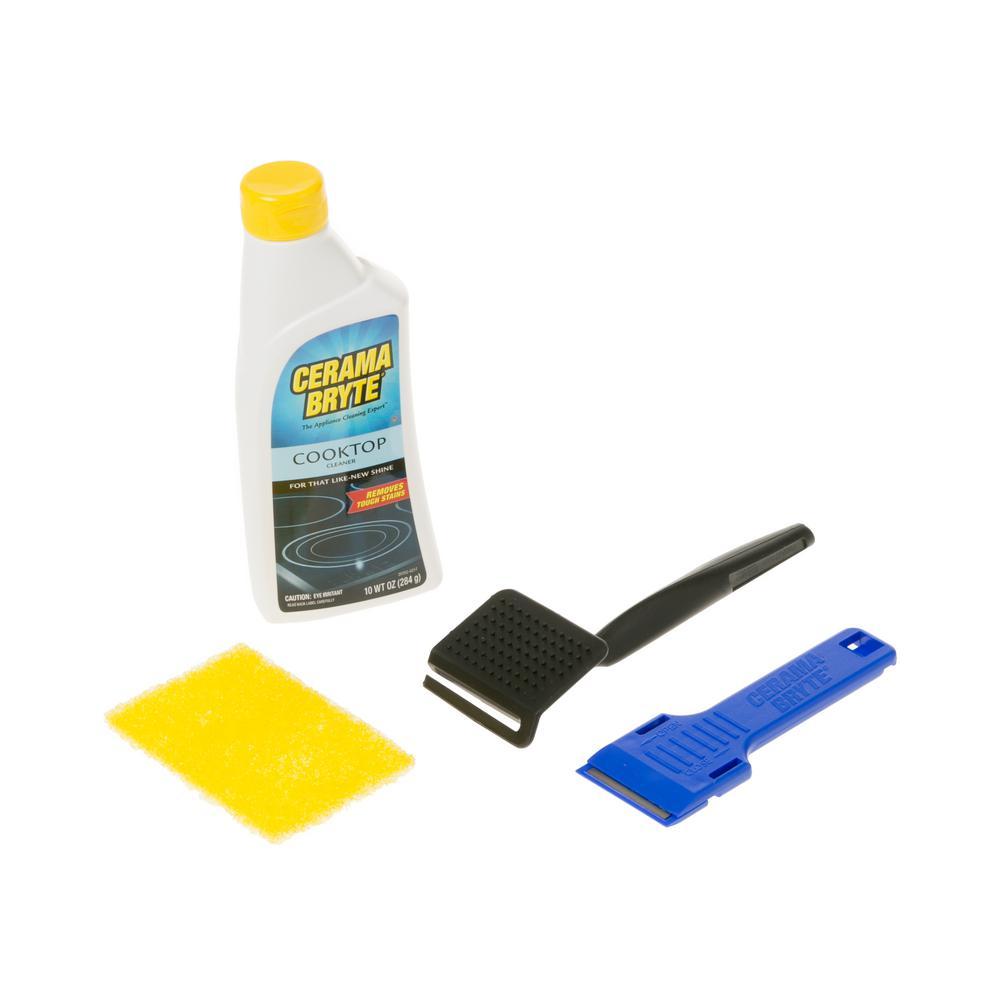 Ceramic Cooktop Cleaning Kit