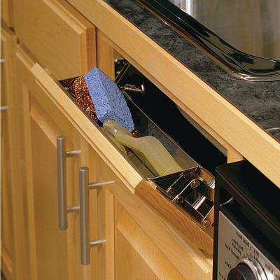 11 in. Sink Front Tray