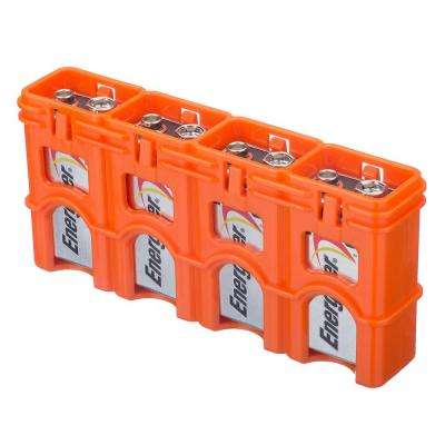 Slim Line 9-Volt Battery Organizer and Dispenser