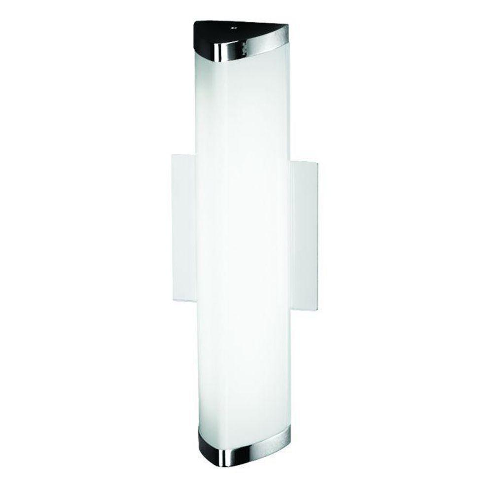 Eurofase Severn Collection 1-Light Chrome Wall Sconce-DISCONTINUED