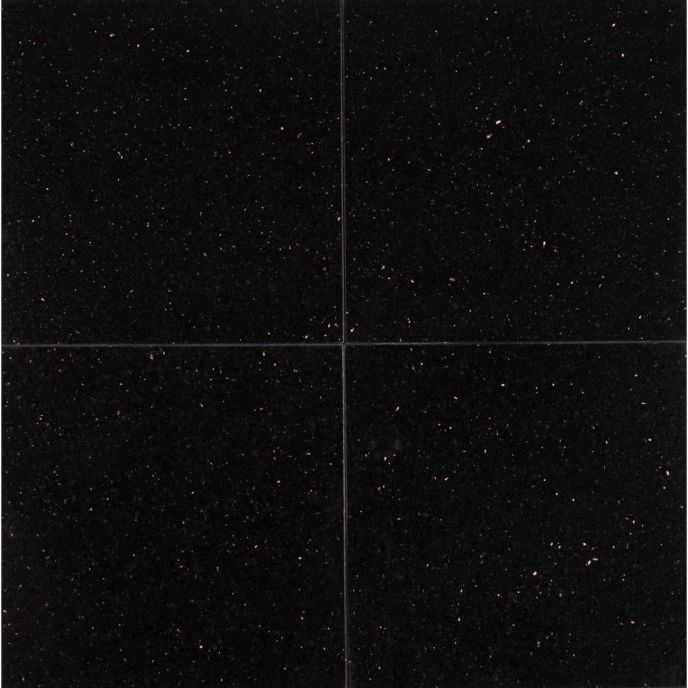 Polished Granite Floor