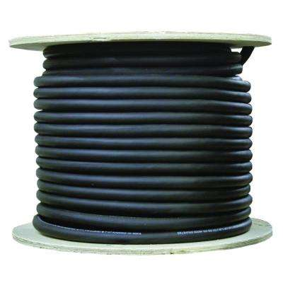 100 ft. 6/3 SOOW Black Flexible Cord
