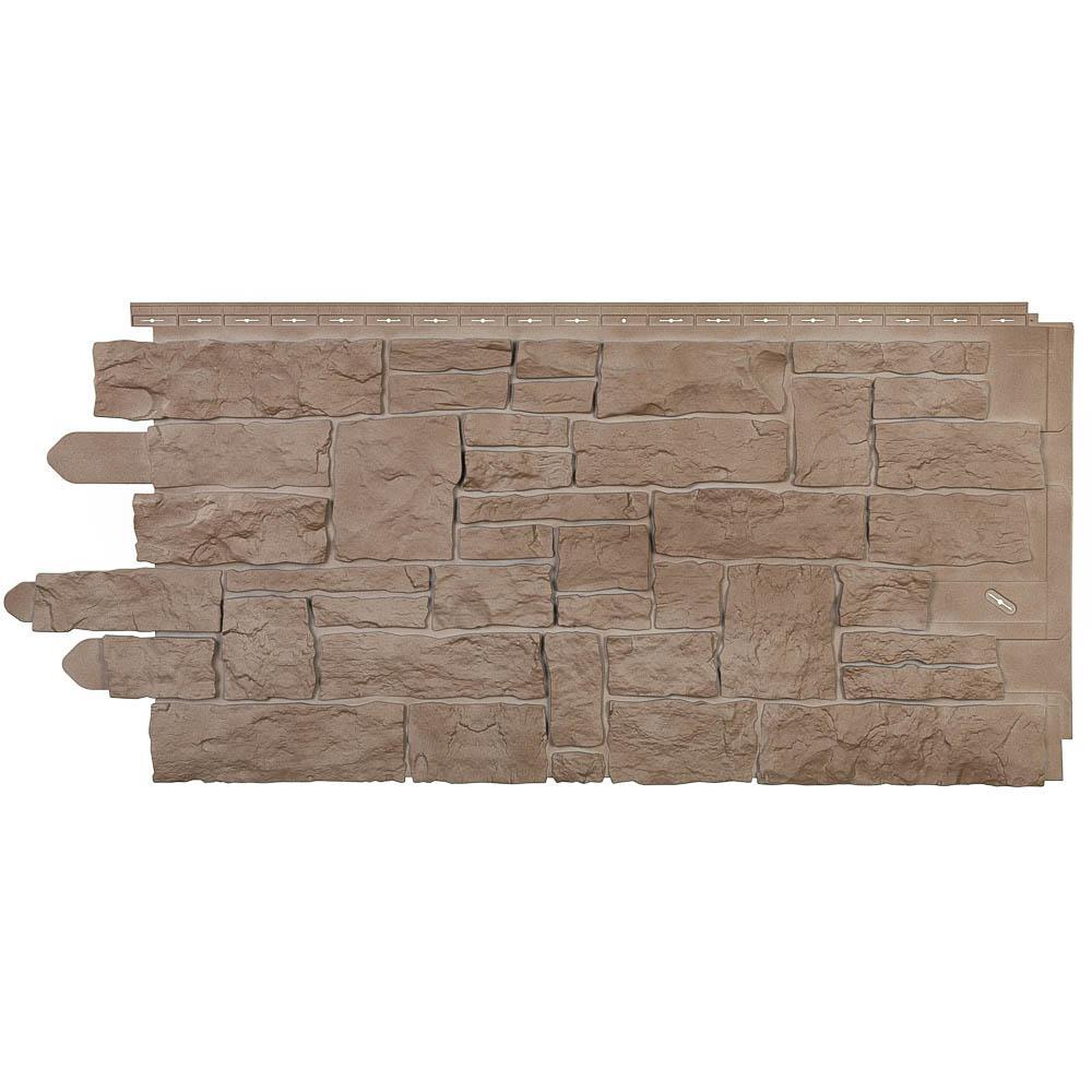 Novik Stone Sk 6 1 In X 21 25 In Stacked Stone In Sand