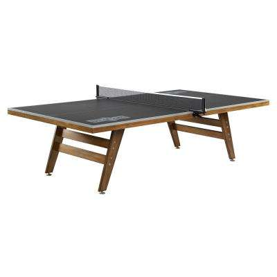 Official Size Wood Table Tennis Table