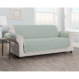 Magnificent Innovative Textile Solutions Harper Striped Xl Sofa Andrewgaddart Wooden Chair Designs For Living Room Andrewgaddartcom