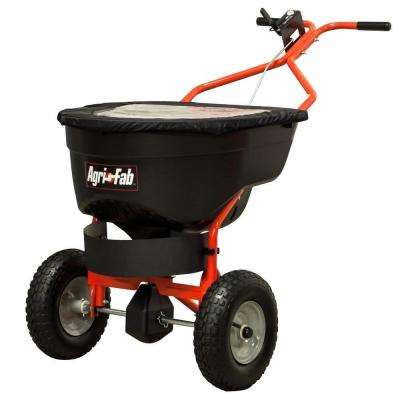 130 lb. Push Salt Broadcast Spreader