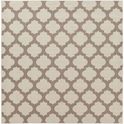 Square 7\' and Larger - Outdoor Rugs - Rugs - The Home Depot