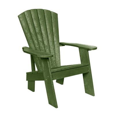 Capterra Casual Moss Recycled Plastic Adirondack Chair