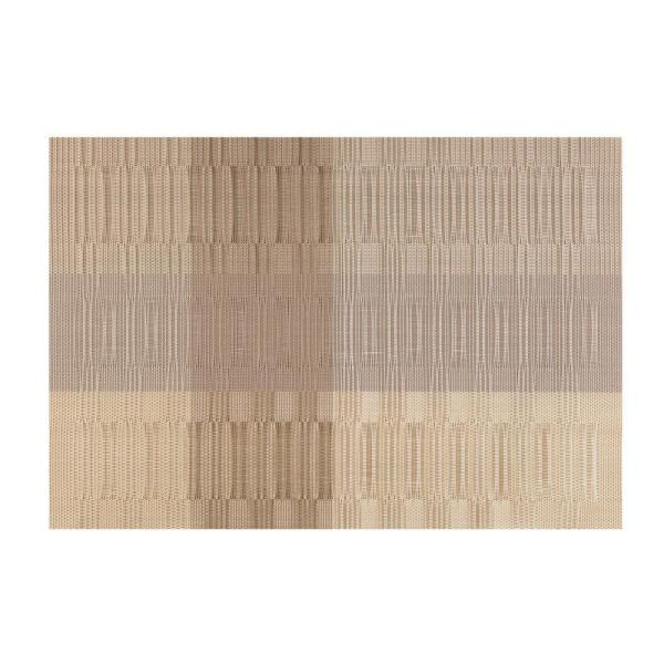 EveryTable Champagne Bamboo Placemat (Set of 12)