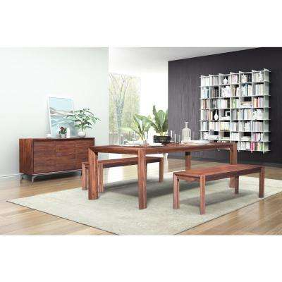 Perth Chestnut Extendable Dining Table