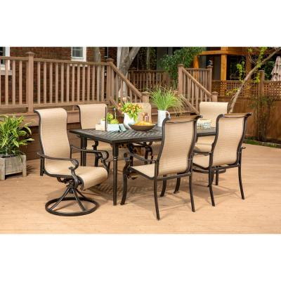 Extendable Patio Dining Furniture Patio Furniture The Home Depot