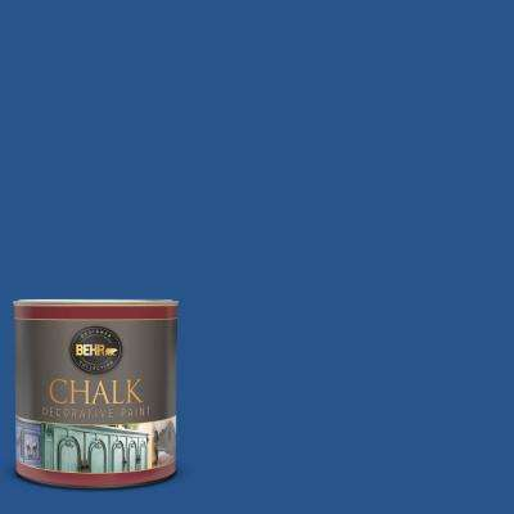 Cobalt Blue Furniture Wood Paint