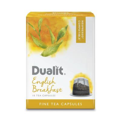 Fine English Breakfast Tea 60-pack (6 boxes of 10)