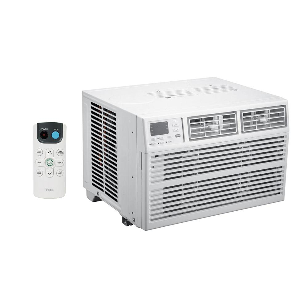 tcl energy star 15 000 btu window air conditioner with. Black Bedroom Furniture Sets. Home Design Ideas
