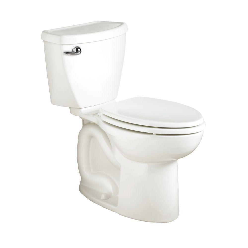 Cadet 3 Powerwash 2-piece 1.6 GPF Elongated Toilet in White