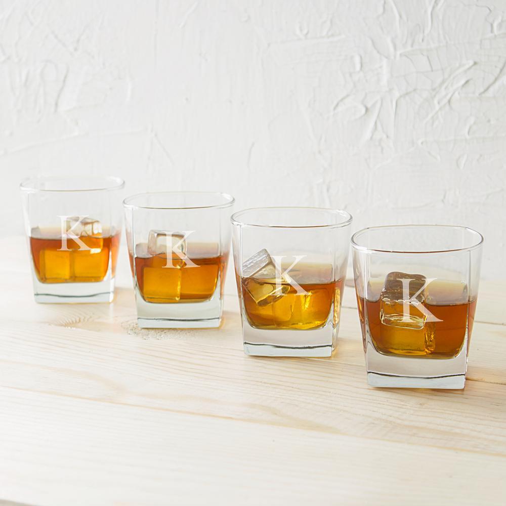 Rocks Glasses - K (Set of 4)