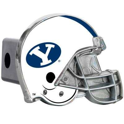 BYU Helmet Hitch Cover