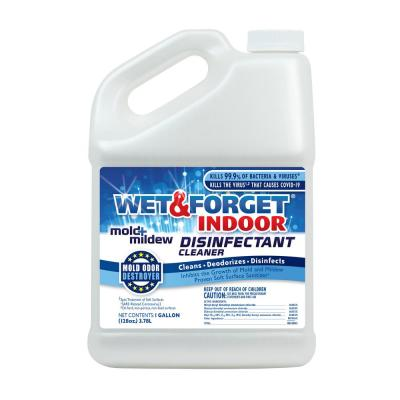 1 gal. Indoor Mold and Mildew Disinfectant Cleaner
