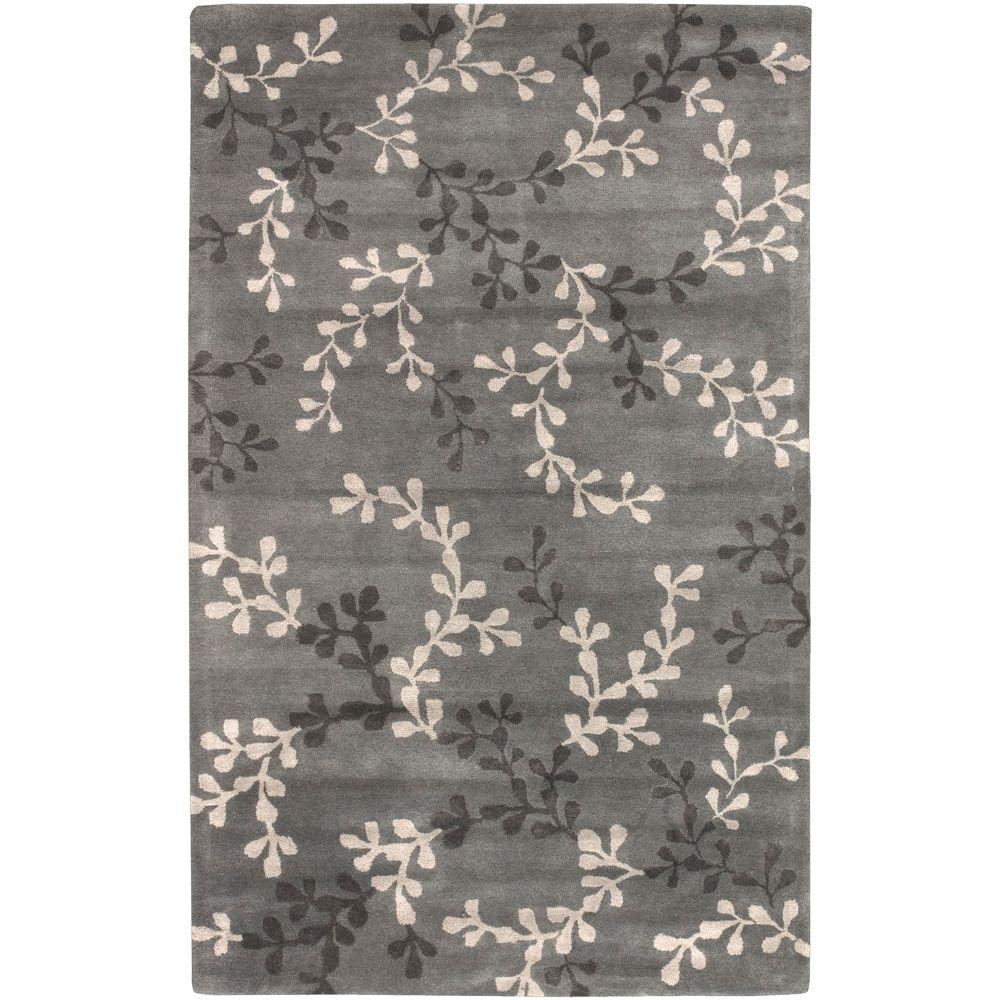 Artistic Weavers Lismore Blue Gray 5 Ft X 8 Area Rug
