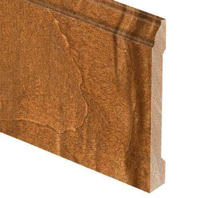 Maple Sedona 5/8 in. Thick x 5-1/4 in. Wide x 94 in. Length Hardwood Base Molding