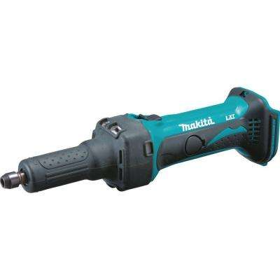 18-Volt LXT Lithium-Ion 1/4 in. Cordless Die Grinder (Tool-Only)