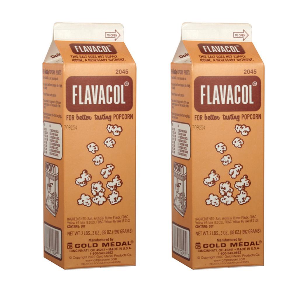Click here to buy  35 Oz. Cartons Flavacol Seasoning Popcorn Salt (2-Pack).