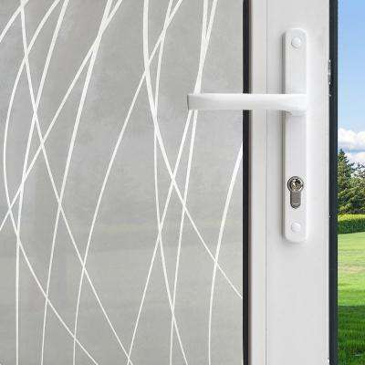24 in. H x 60 in. W Privacy Control Glade Window Film