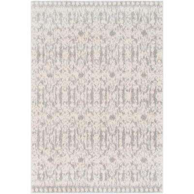 Baylee Cream 5 ft. x 8 ft. Area Rug