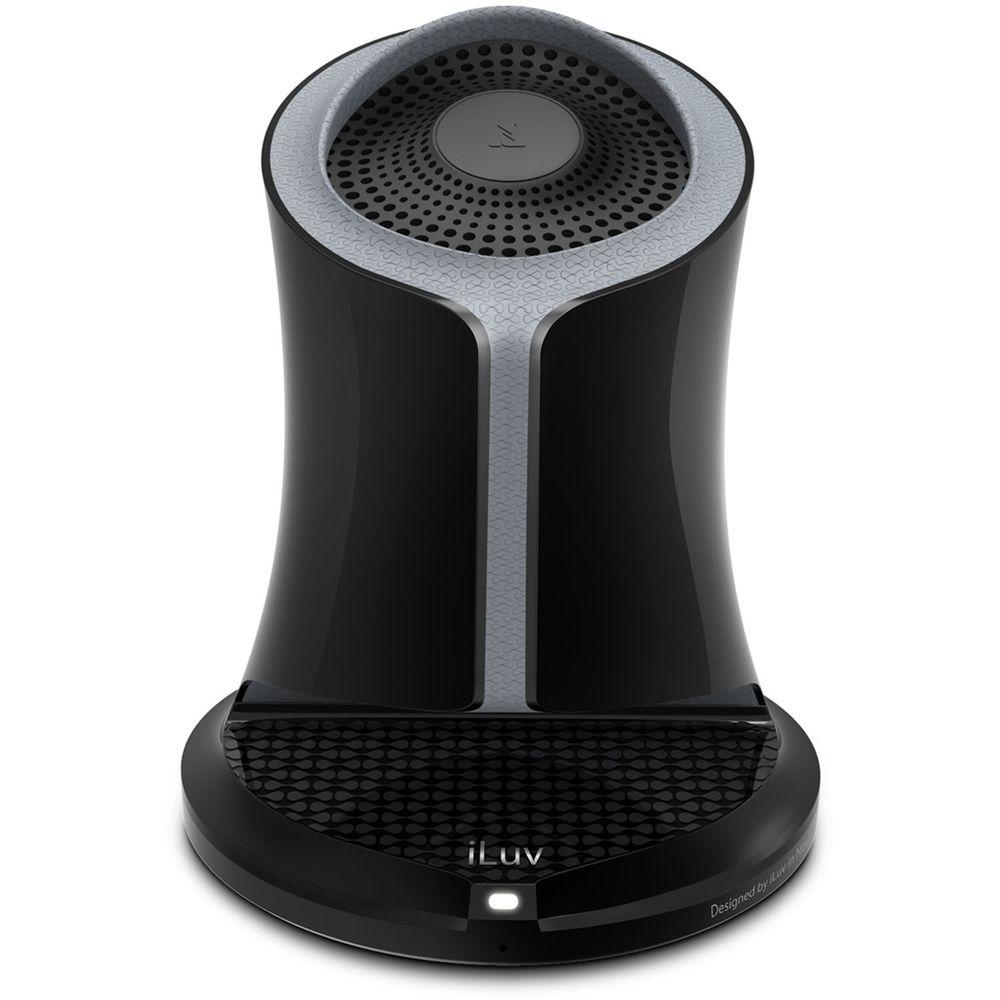 iLuv Syren Rechargeable NFC-enabled Bluetooth Speaker System