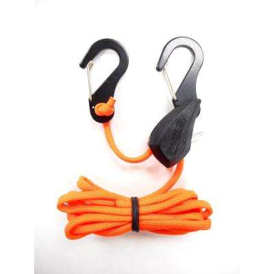 Better Than Bungee 6 ft. 100 lbs. Break Strength Particle Rope Lock Paracord