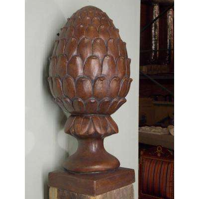 Large Artichoke Finials