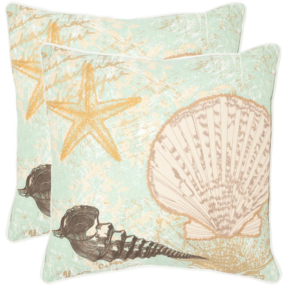 Eve Coastal Pillow (2-Pack)