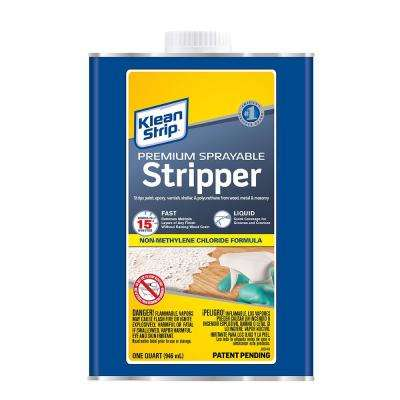 1 qt. Sprayable Remover and Stripper
