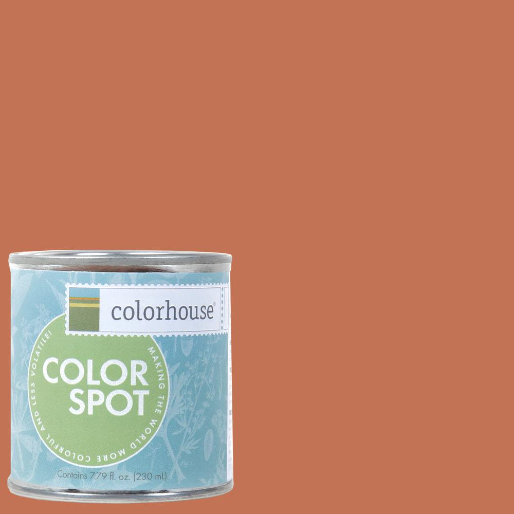 8 oz. Clay .07 Colorspot Eggshell Interior Paint Sample