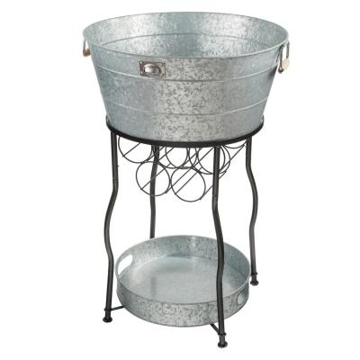 Oasis Galvanized XL Party Station
