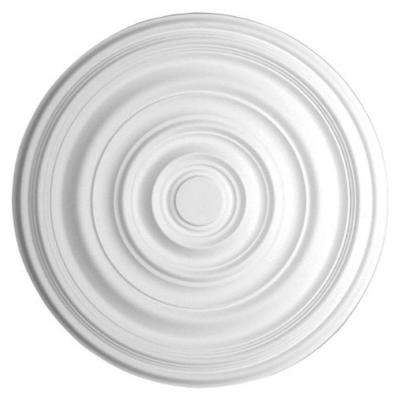 29-1/8 in. x 1-1/2 in. Plain Polyurethane Ceiling Medallion