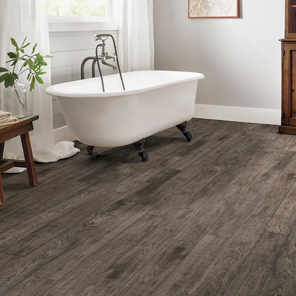Armstrong American Home Hickory Greige Twist 6 5 In X 48 Glue