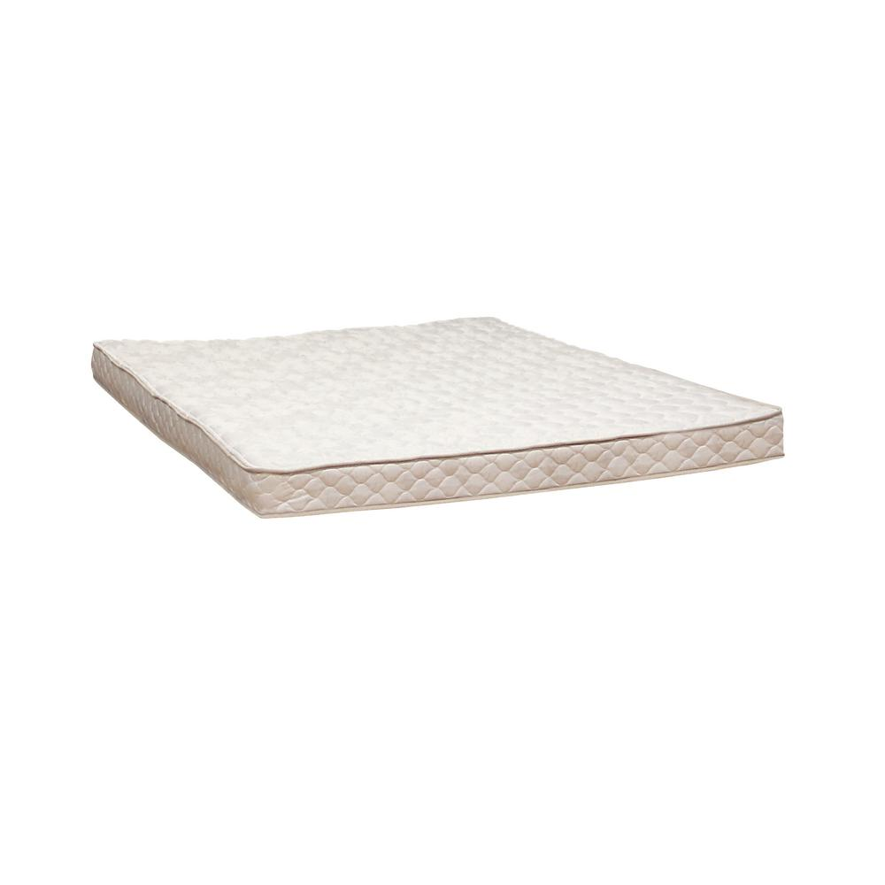 classic twin size innerspring 5 in sofa bed mattress 414809 1112 the home depot. Black Bedroom Furniture Sets. Home Design Ideas