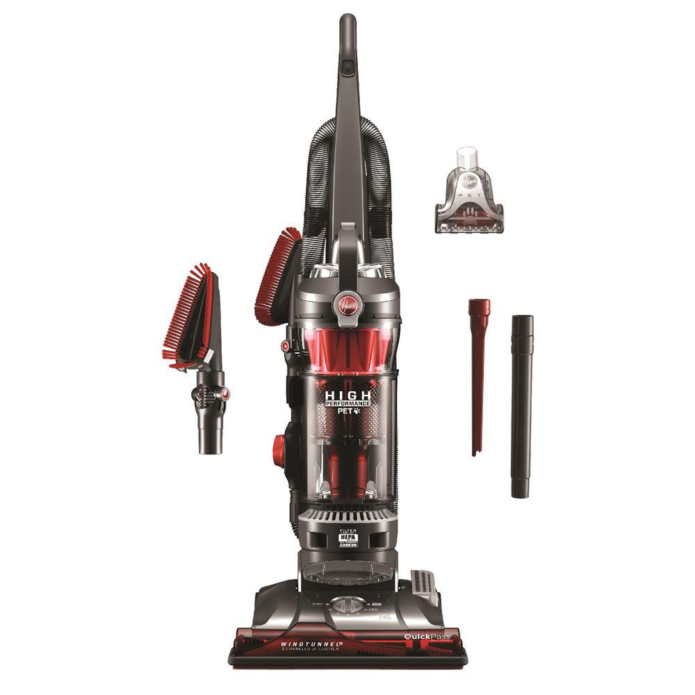 Hoover WindTunnel 3 High Performance Pet Bagless Upright Vacuum Cleaner