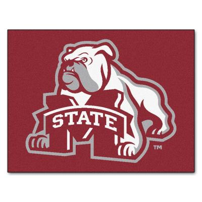 Mississippi State University 3 ft. x 4 ft. All-Star Rug